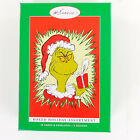 Dr Seuss Grinch Christmas Cards Hallmark Box of 18 with Envelopes 3 Designs 2013