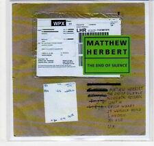 (EC33) Matthew Herbert, The End of Silence - 2013 DJ CD