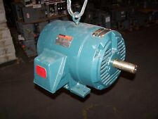 NEW RELIANCE 20 HP ELECTRIC MOTOR 460 VAC 254T FRAME 3520 RPM 3 PHASE B462955