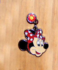 minnie mouse pok a dot Bow cell  phone charm jewelry plug  anti-dust