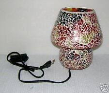 "Lampe ""Eclat De Verre"" Rouge - NEUVE # 5216 - LA"