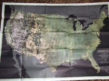First Satellite Photomosaic 48 contiguous United States