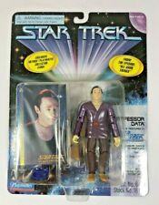 Playmates Toys Star Trek Series 5 Professor Data Action Figure