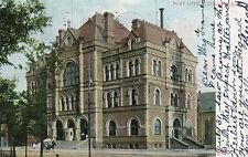 1907 Postcard Post Office Columbus-Ohio