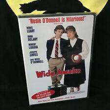 WIDE AWAKE DVD WIDESCREEN M. NIGHT SHYAMALAN ROSIE O'DONNELL BRAND NEW!