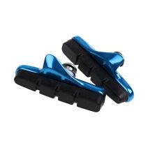2 Pair Bicycle Brake V Brake Blocks Pads Shoe for Mountain / Road Bike MTB