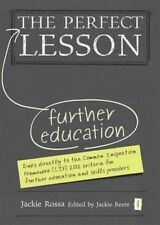 The Perfect Further Education Lesson by Jackie Rossa (Hardback, 2014)