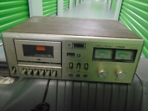 Vintage Fisher Studio Standard Cassette Deck CR-4025
