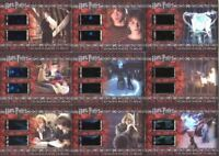 Harry Potter Goblet of Fire Update Cinema Film Cel Chase Card Set