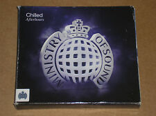 MINISTRY OF SOUND (RADIOHEAD, ADELE, CASSIUS)- CHILLED AFTERHOURS - BOX 3 CD