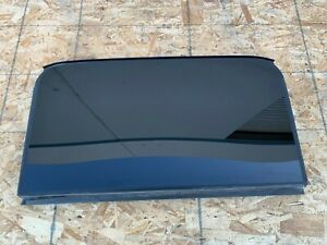 PANORAMIC SUNROOF FRONT GLASS ASSEMBLY 32K 15-17 AUDI A4 ALLROAD B8 2.0L