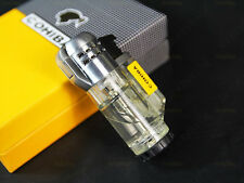 COHIBA Exquisite 3 TORCH JET FLAME CIGAR CIGARETTE  LIGHTER