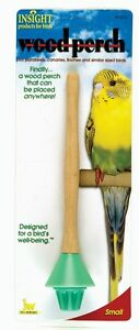 JW Pet Insight Wood Perch Small  Free Shipping