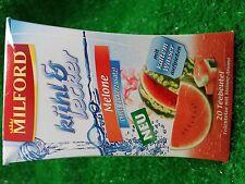 (7,98€/100g) Milford Tee KÜHL & LECKER  MELONE -ohne Zuckerzusatz Kaltaufguss