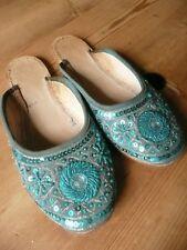 nouveau bolsa aqua bleu à enfiler tongs sandales 7S 07 aqa Dc shoes femme curseurs