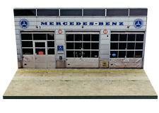Diorama présentoir Mercedes-Benz - 1/43ème - #43-2-C-C-003