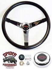 """1964-1966 Nova Chevy 2 steering wheel BOWTIE 14 3/4"""" Grant steering wheel"""