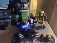 Imaginext Batman Vehicles And Other Bits