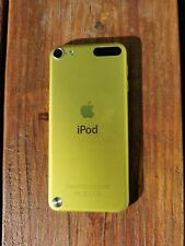 Apple iPod touch 5th Generation Yellow Fast Sale Cute as a button!