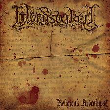 "BLOODSOAKED ""Religious Apocalypse"" death metal CD"