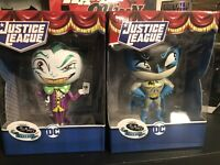 BATMAN & JOKER Miss Mindy Vinyl Lot Of 2 Justice League DC HTF!!!!!