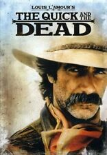 Quick and The Dead 0883929143528 With Sam Elliott DVD Region 1