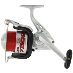 NGT MAR7000 Sea Beachcaster Fixed Spool Fishing Reel Pre Loaded with 15lb Line