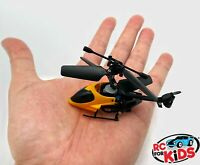 Micro RC Helicopter 3.5 Channel with Gyroscope   Mini Remote Control Helicopter