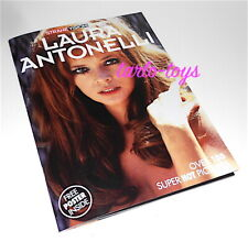 LAURA ANTONELLI 2017 Photo Book + 100 pics sexy SUPER MEGA HOT + poster rare