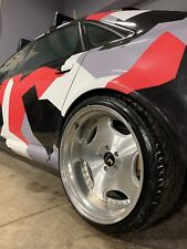 """Luxury Abstract 20"""" Wheels And Tires"""