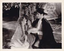 RAMON NOVARRO DOROTHY JORDAN Original Vintage 1930 CALL OF THE FLESH MGM Photo