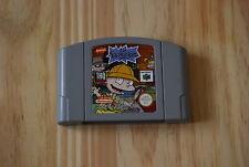 Les Razmoket La Chasse aux Tresors pour Nintendo 64