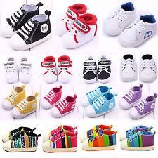 Infant Kids Sneaker Baby Boy Girl Soft Sole Shoes Boots Newborn Casual Prewalker