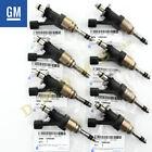 Set of 8 GM OEM Fuel Injectors GM Trucks 5.3L 2014-17 12668390
