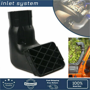 Universal Fit Off Road Replacement Mudding Snorkel Head Air Intake Ram 3inch 4x4