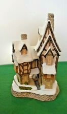 """David Winter Cottages """"Fred's Home"""" Used-In excellent condition with Coa, boxed."""