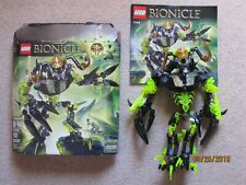Lego Bionicle Umarak The Destroyer (71316) 100% complete