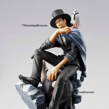 ONE PIECE - Chess Collection R Vol.4 - King White - Rob Lucci Megahouse