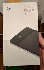 Factory UNLOCKED Google Pixel 2 XL 128GB Just Black Clean ESN Fast Shipping MINT