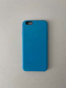 Apple iPhone Silicone case for iPhone 6 / 6s - Blue