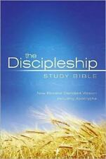 The Discipleship Study Bible : New Revised Standard Version, Including Apocrypha