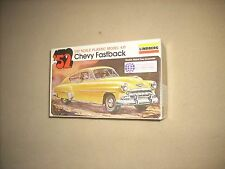 1952 CHEVY FASTBACK, COMPLETE , SLOT CAR MATERIAL !!