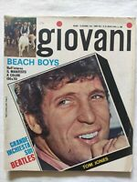 RIVISTA GIOVANI N. 50 - 1966 TOM JONES BEATLES NOMADI MICK JAGGER GIANNI MORANDI