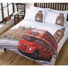 Cotton Blend London Home Bedding