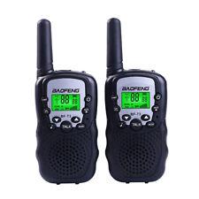 WALKIE TALKIE BOAFENG BF-T3 RADIOTRASMITTENTI 2 PEZZI RICEZIONE 5KM  2W 3.7V