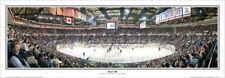New York Islanders Hockey Nassau County Coliseum (2003) Panoramic POSTER Print