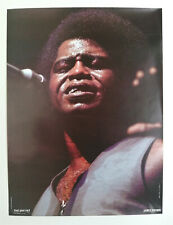 JAMES BROWN – ORIGINAL POSTER -  VERY RARE – CIRCA 1970