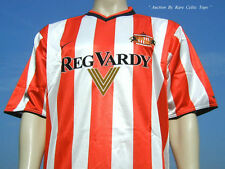 Nike Sunderland Memorabilia Football Shirts (English Clubs)