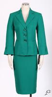 LE SUIT New Jade Sz 8 Women's Skirt Suit $200 New