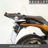 Honda CB600 F Hornet 07-13 Mounting Rack Plate For Top Case ver.2 Givi Kappa